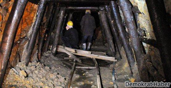 Zonguldak'ta bir madenci daha öldü