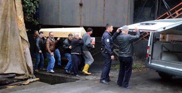 Zonguldak'ta ruhsatsız kömür madeninde 1 işçi öldü