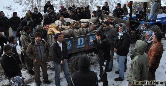 Zonguldak'ta Uludere gerginliği yaşandı