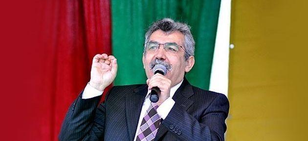 'Zübeyir Aydar HDP'den aday gösterilecek'