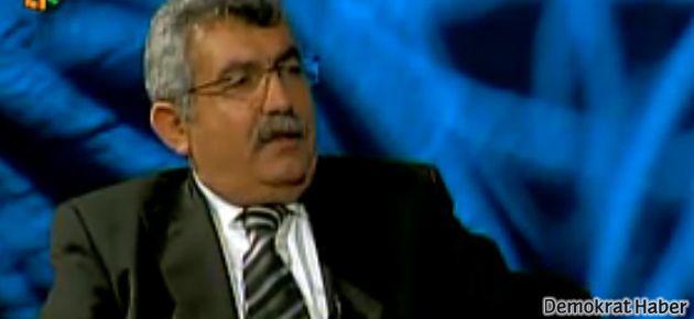 Zübeyir Aydar: Mahçupyan'ı Öcalan önerdi!