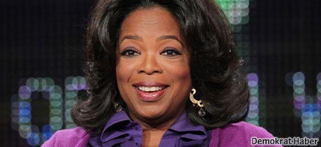 Zürih'te Oprah Winfrey'e ırkçı yaklaşım