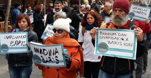 Bodrum'dan Diyarbakır'a yürüyenler: Ateş artık sadece düştüğü yeri yakmıyor