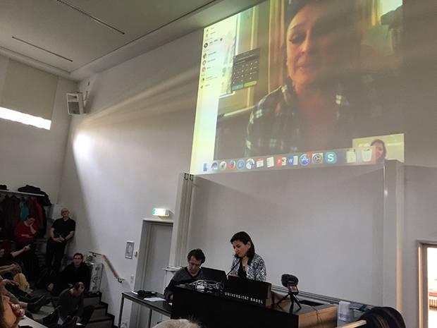 İsviçre Basel Reclaim Democracy Kongresi