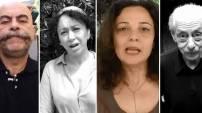 Sanatçılardan Gezi videosu