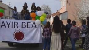 Nar Kadın Dayanışması'dan 'Ayır Bea' şarkısı