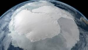 Antarktika'daki gizemli devasa obje