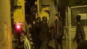 Ferhat Encü'nün gözaltına alınma görüntüleri ortaya çıktı