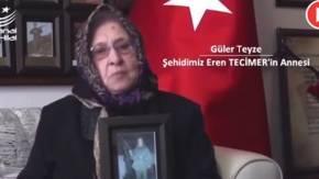 'Şehit Aileleri Derneği' 'hayır' açıklaması